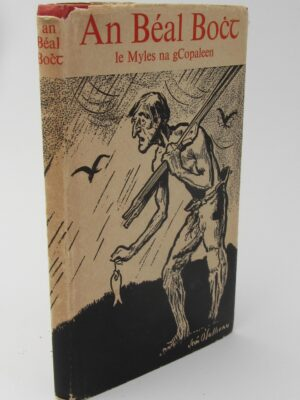 An Béal Bocht. Inscribed By The Author (1964) by Myles Na gCopaleen