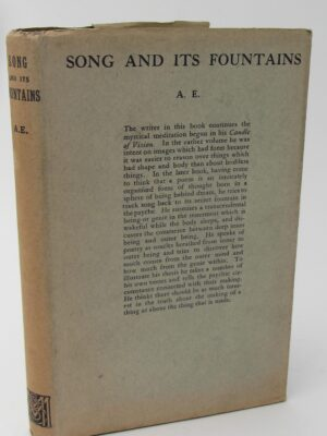 Song and its Fountains (1932) by A.E. [George Russell]