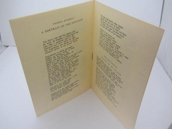 Richard Murphy. A Poetry Reading 1961 by John Montague et al