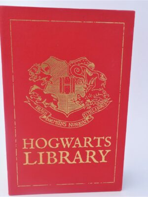 The Hogwarts Library. First Edition Set (2012) by J.K. Rowling