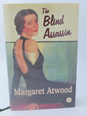 The Blind Assassin. Inscribed By The Author (2000) by Margaret Atwood