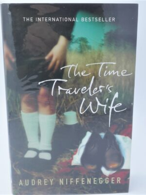 The Time Traveler's Wife. Author Signed (2004) by Audrey Niffenegger