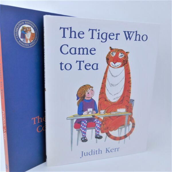 The Tiger Who Came To Tea. Gift Edition (2013) by Judith Kerr