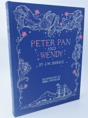 Peter Pan and Wendy. Illustrated By Debra McFarlane (2003) by J.M. Barrie