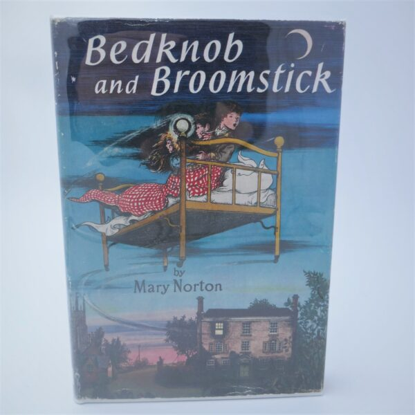 Bedknob and Broomstick. Illustrated by Erik Blegvad (1957) by Mary Norton