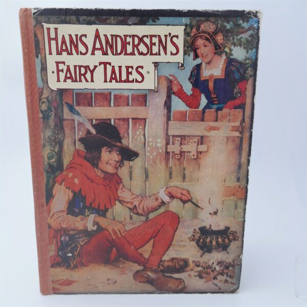 Fairy Tales from Hans Andersen. Illustrated By Harry Clarke (1940) by Hans Christian Anderson