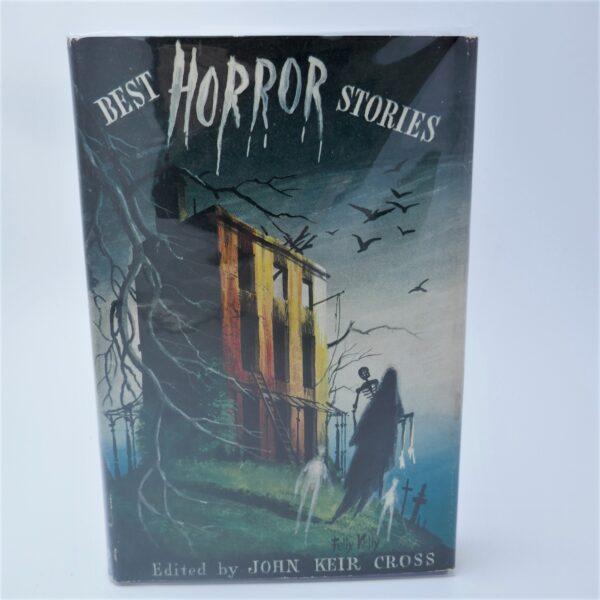 Best Horror Stories (1957) by John Keir Crosss