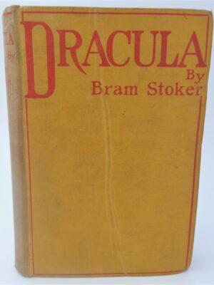 Dracula. Sixth Edition (1899) by Bram Stoker