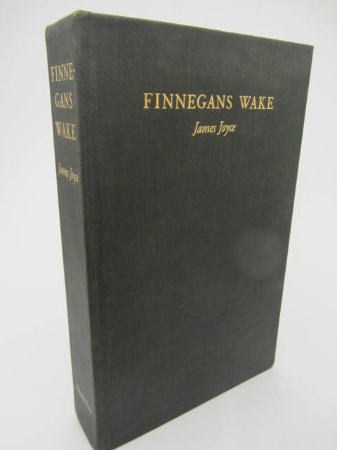 Finnegans Wake. First US Edition (1939) by James Joyce