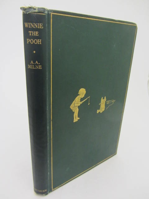 Winnie the Pooh. Eighth Edition (1929) by A.A. Milne