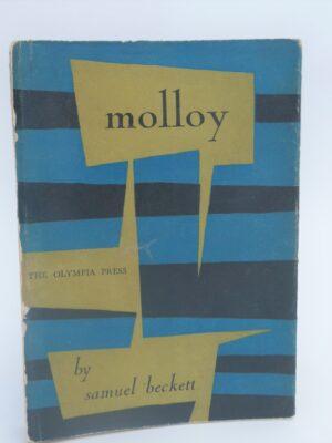 Molloy.  A Novel (1955) by Samuel Beckett