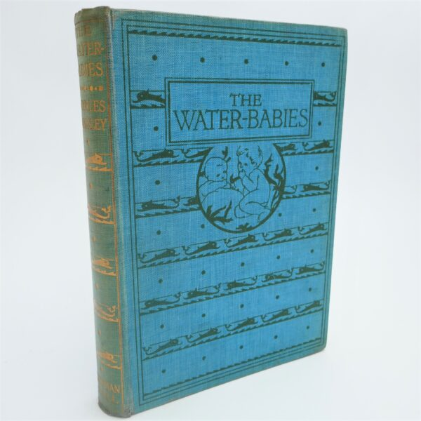 The Water-Babies. Illustrator's Copy (1920) by Charles Kingsley