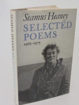 Selected Poems 1965-1975. First Edition (1980) by Seamus Heaney
