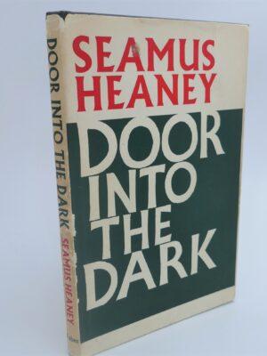 Door into the Dark. First Edition (1969) by Seamus Heaney