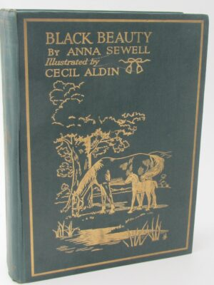 Black Beauty. The Autobiography Of A Horse (1920) by Anna Sewell