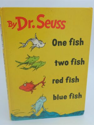 One Fish Two Fish Red Fish Blue Fish (1960) by Dr. Seuss