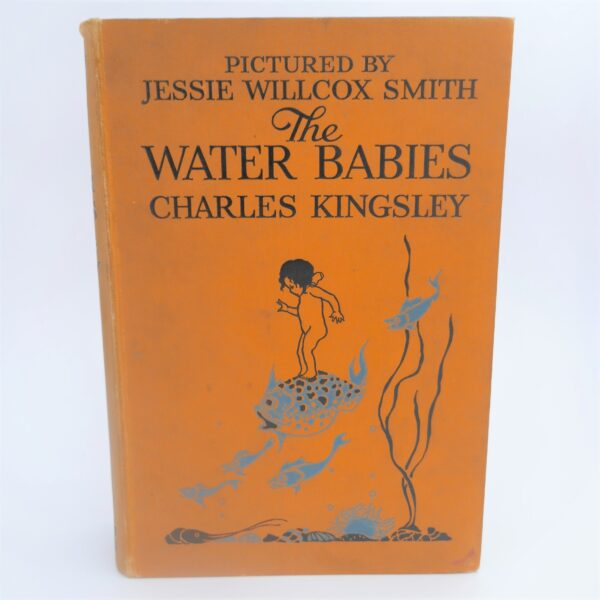 The Water Babies. Illustrated by Jessie Willcox Smith (1924) by Charles Kingsley