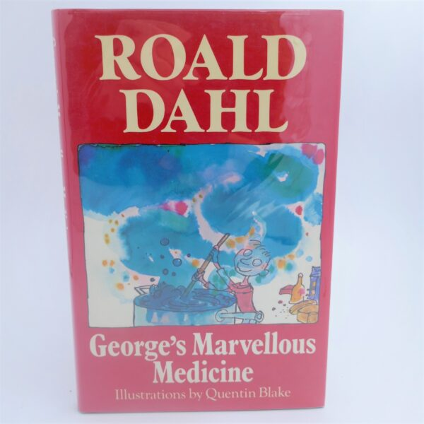 George's Marvellous Medicine (1982) by Roald Dahl