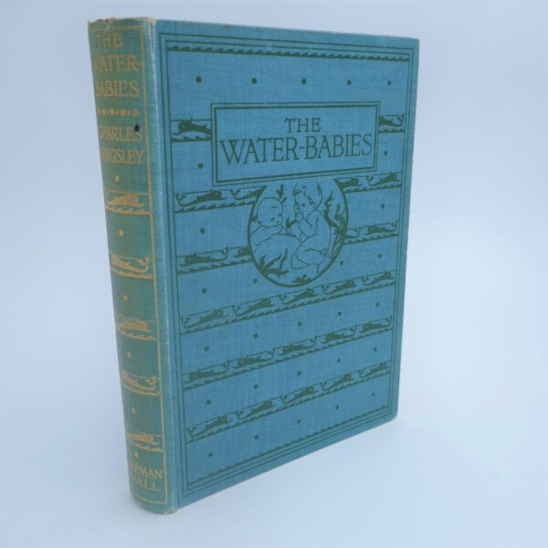 The Water-Babies. Illustrated By Ethel F. Everett (1910) by Charles Kingsley