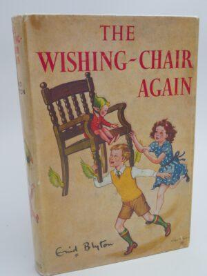 The Wishing-Chair Again (1965) by Enid Blyton