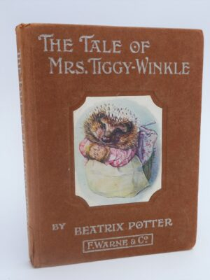 The Tale of Mrs Tiggy-Winkle (1908) by Beatrix Potter