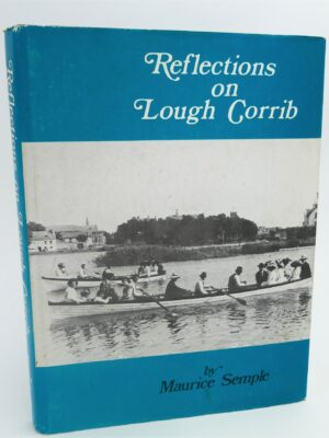 Reflections on Lough Corrib (1973) by Maurice Semple