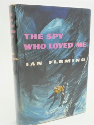 The Spy Who Loved Me. Book Club Edition (1962) by Ian Fleming