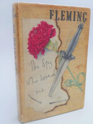 The Spy Who Loved Me (1964) by Ian Fleming