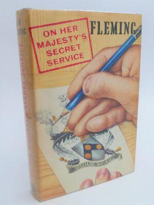 On Her Majesty's Secret Service (1964) by Ian Fleming