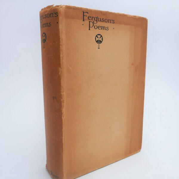 Poems of Sir Samuel Ferguson (1930) by Sir Samuel Ferguson