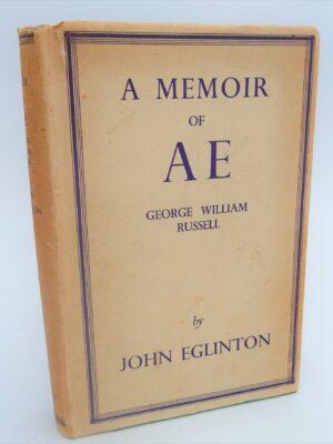 A Memoir of A.E. (1937) by John Eglinton