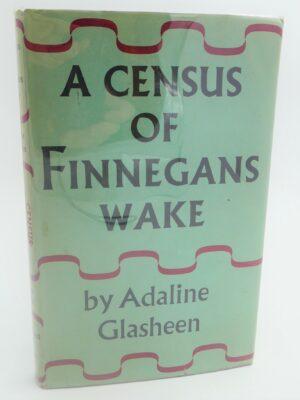 A Census of Finnegans Wake (1957) by Adaline Glasheen