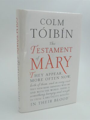 The Testament of Mary. by Colm Toibin