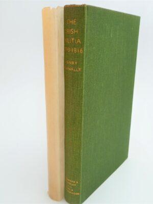 The Irish Militia 1793-1816. by Sir Henry McAnally