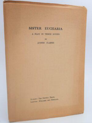 Sister Eucharia. A Play (1939) by Austin Clarke