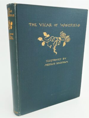 The Vicar of Wakefield. Illustrated by Arthur Rackham (1929) by Oliver Goldsmith