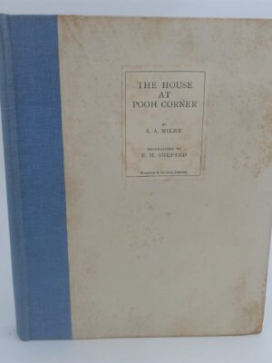 The House at Pooh Corner. Limited Signed Edition (1928) by A.A. Milne