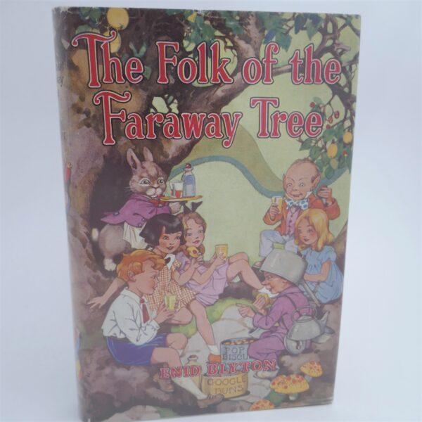 The Folk of the Faraway Tree (1954) by Enid Blyton