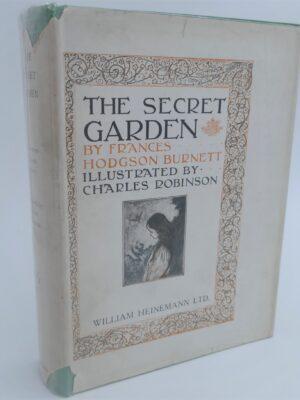 The Secret Garden. Illustrated By Charles Robinson (1938) by Frances Hodgson Burnett