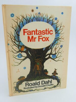 Fantastic Mr. Fox. Inscribed By The Author (1978) by Roald Dahl