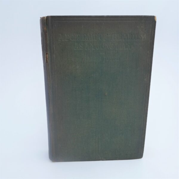 A Portrait of the Artist as a Young Man. Third English Edition (1921) by James Joyce