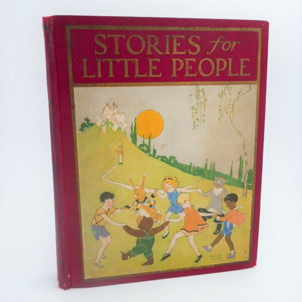 Stories for Little People (1926) by Charlotte Becker