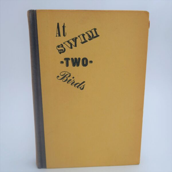 At Swim Two Birds. First US Edition (1951) by Flann O'Brien