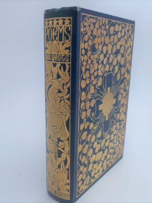 Poems. Fifth English Edition (1908) by W.B. Yeats