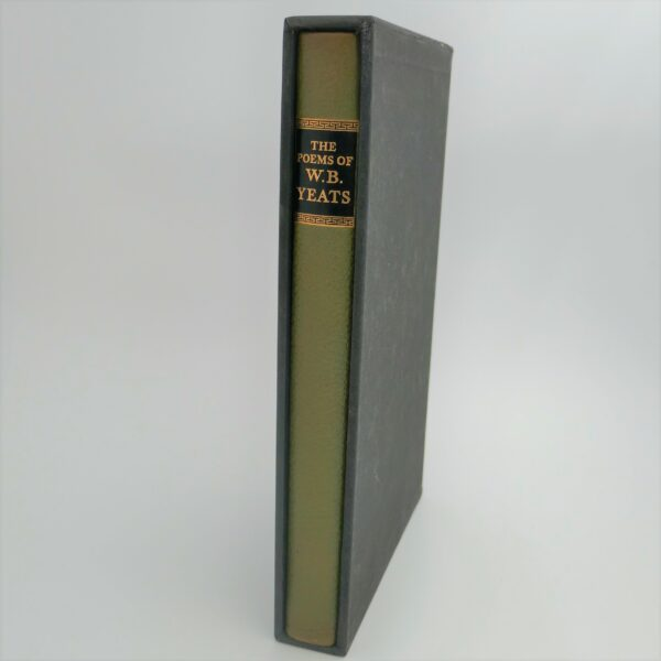 The Poems of W.B. Yeats. Limited Editions Club (1970) by W.B. Yeats