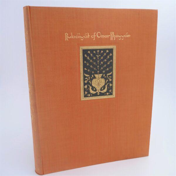Rubaiyat of Omar Khayyam. Illustrated By Willy Pogany (1930) by Edward Fitzgerald