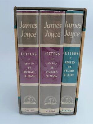 The Letters of James Joyce.  Uniform Edition (1966) by Stuart Gilbert & Richard Ellman