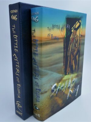The Little Sisters of Eluria. Limited Edition (2008) by Stephen King