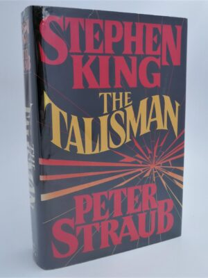 The Talisman. Author Signed (1984) by Stephen King & Peter Straub
