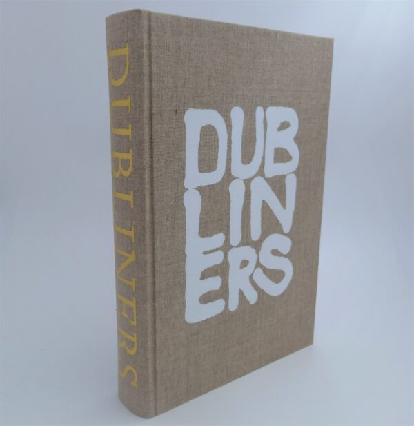 Dubliners. Lithographs by Louis Le Brocquy (1986) by James Joyce